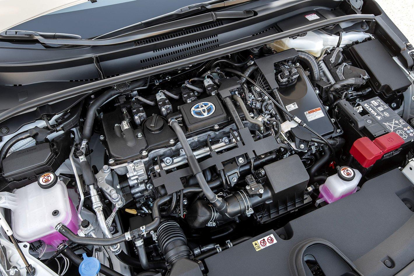 Toyota Corolla 2.0 l Hybrid 2019