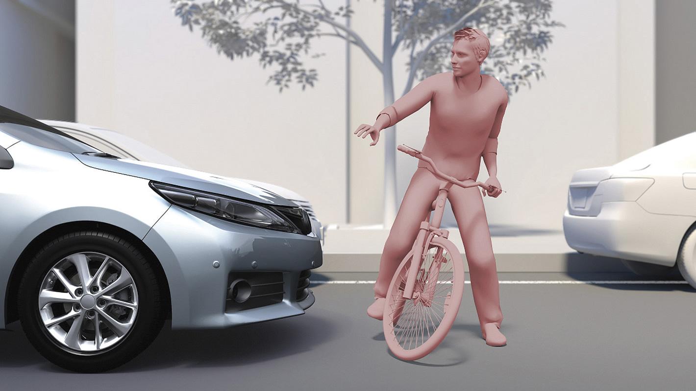 Toyota Corolla 2019 - System PCS+PD