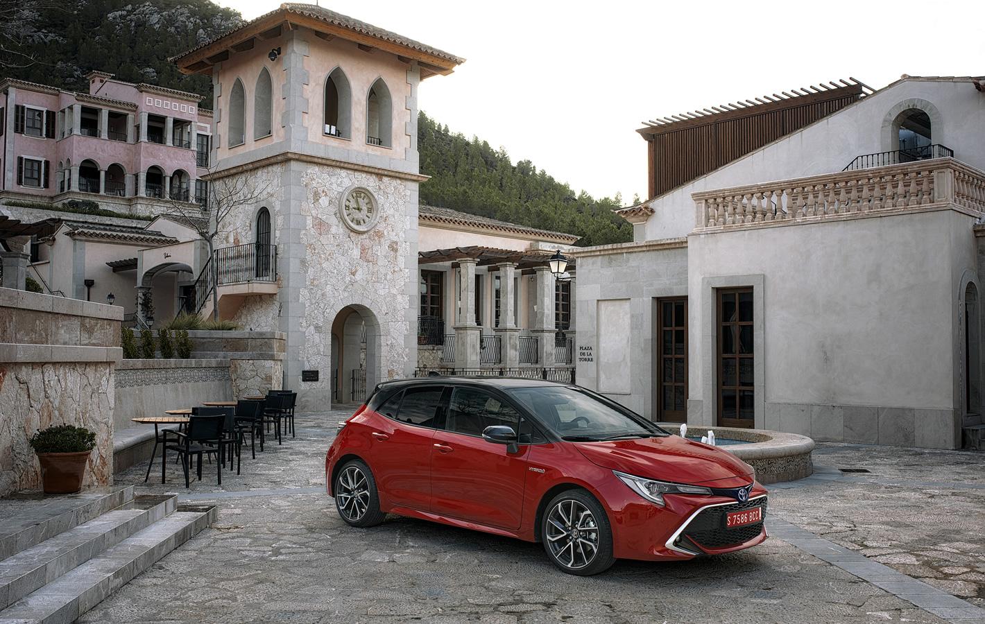 Toyota Corolla 2.0 Hybrid 2019