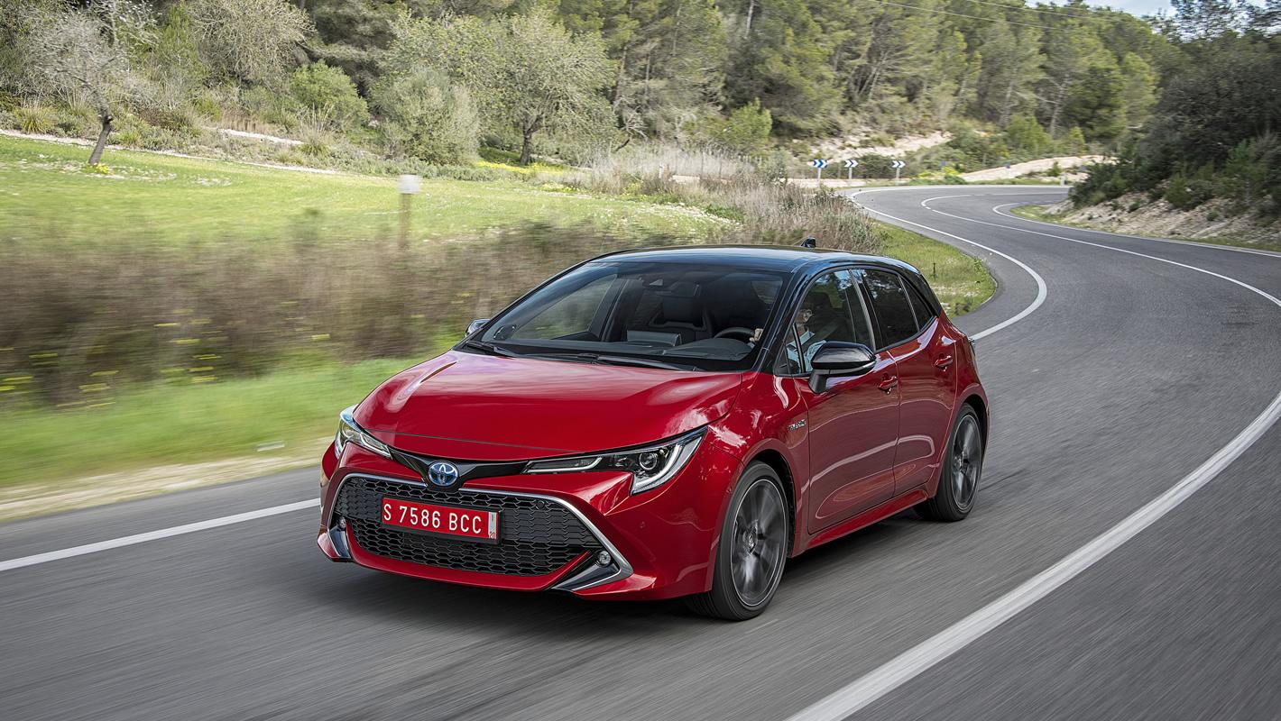 Toyota Corolla 2019 świetnie się prowadzi