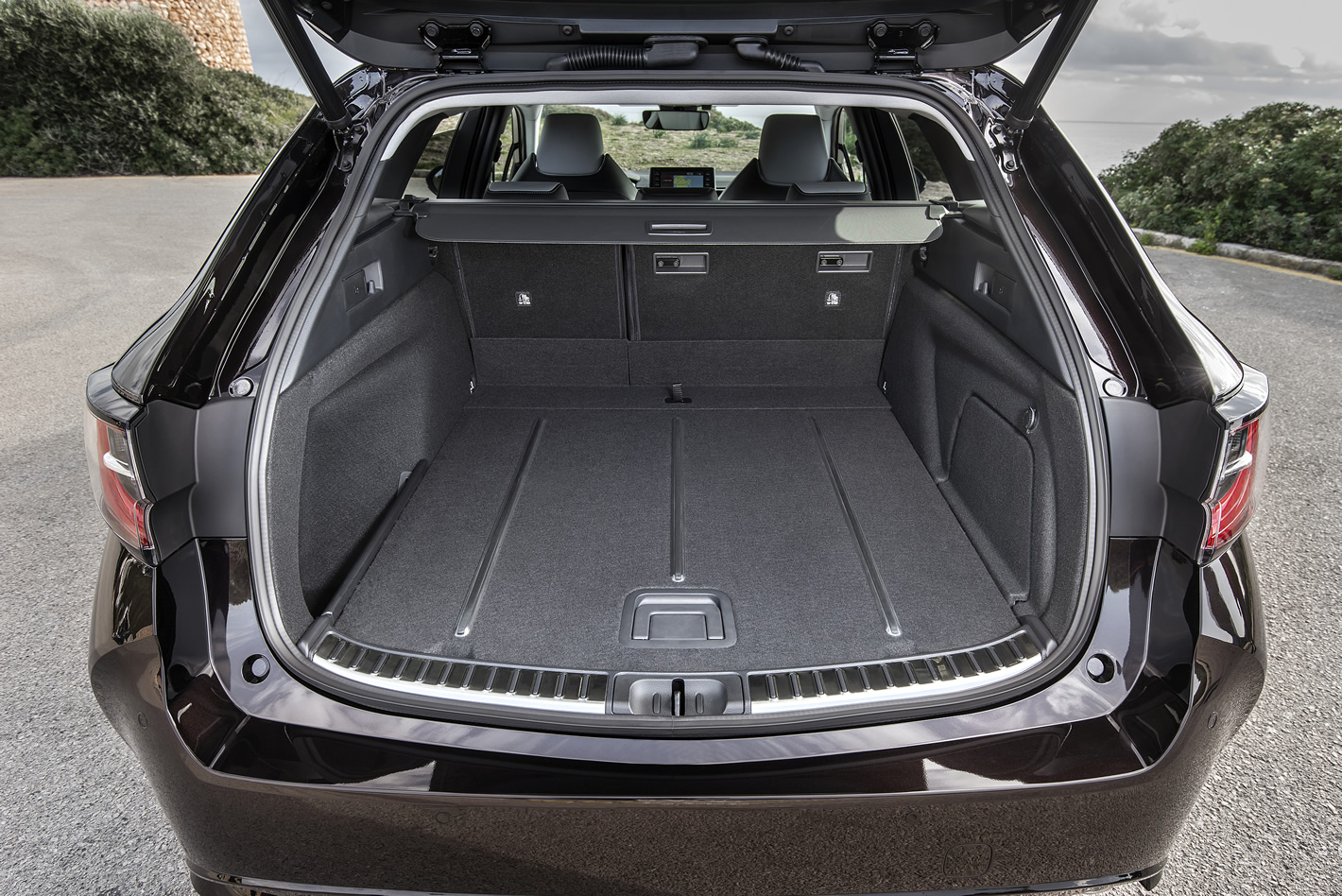 Toyota Corolla Touring Sports - bagażnik