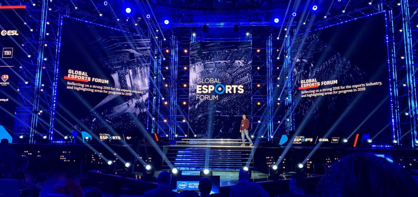 Global Esports Forum 2019