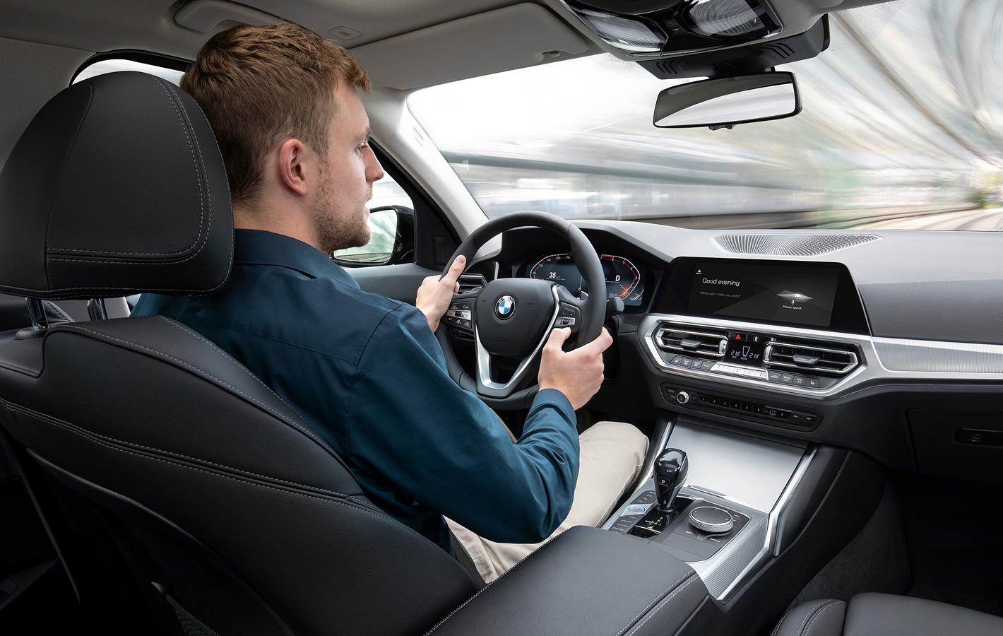 BMW - inteligentny asystent BMW