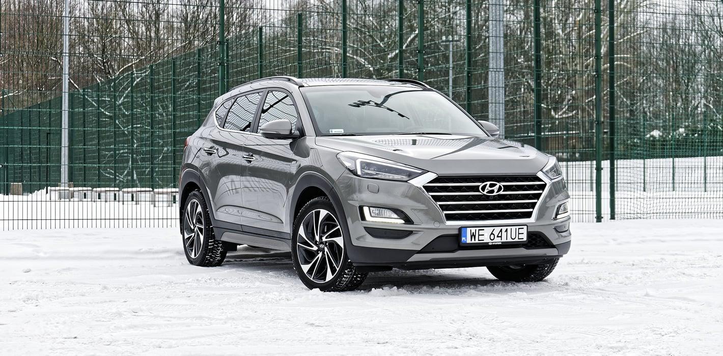 Hyundai Tucson 2.0 CRDi 48V - jazda testowa