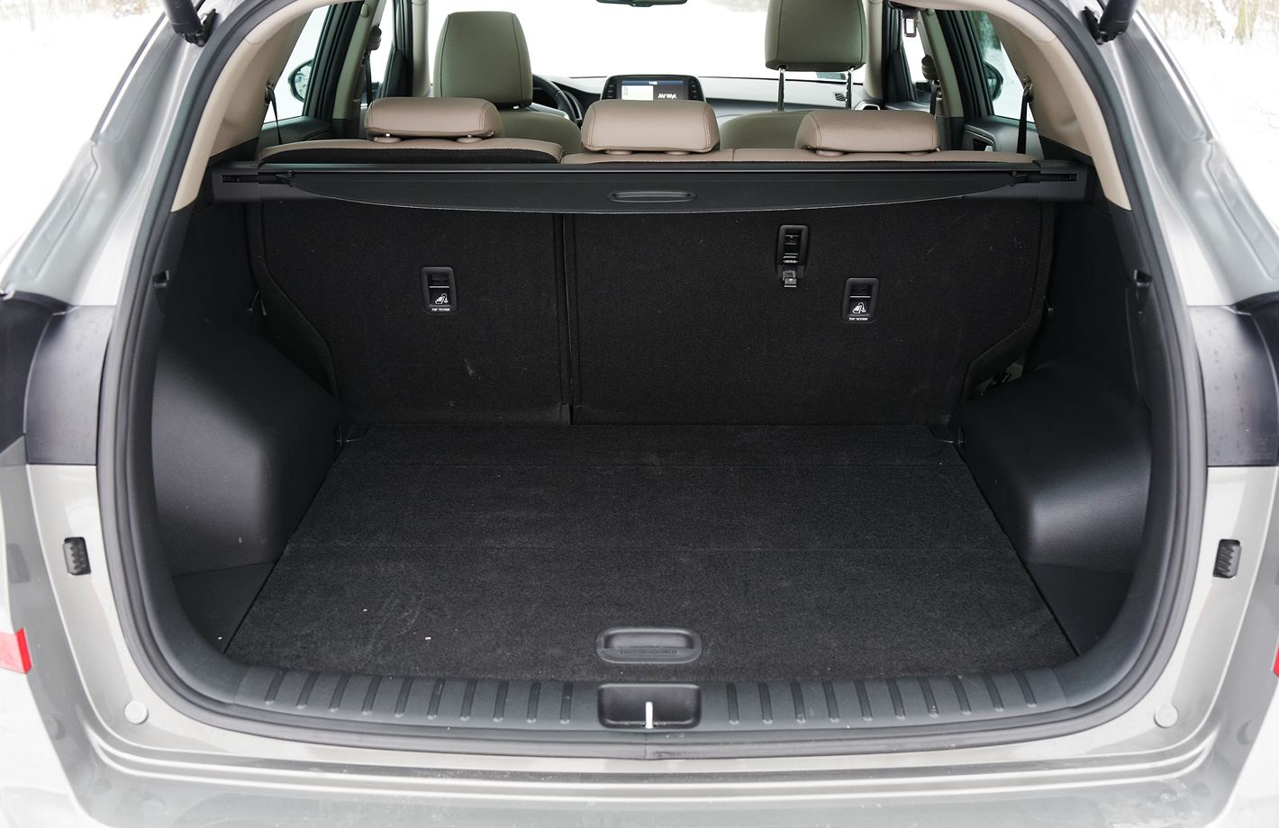 Hyundai Tucson 2.0 CRDi 48V - bagażnik
