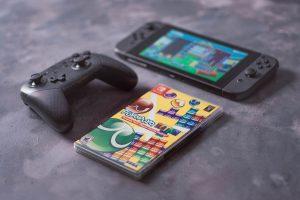 Nowy Nintendo Switch z większym ekranem OLED od Samsunga