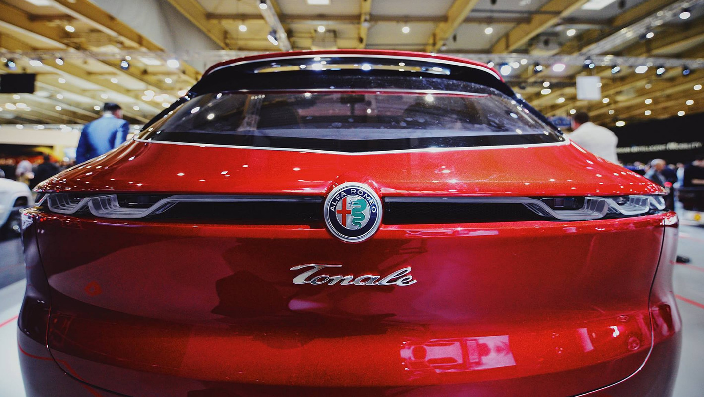 Poznań Motor Show 2019 - Alfa Romeo Tonale