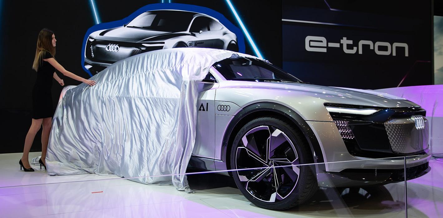 Poznań Motor Show 2019 - Audi Elaine
