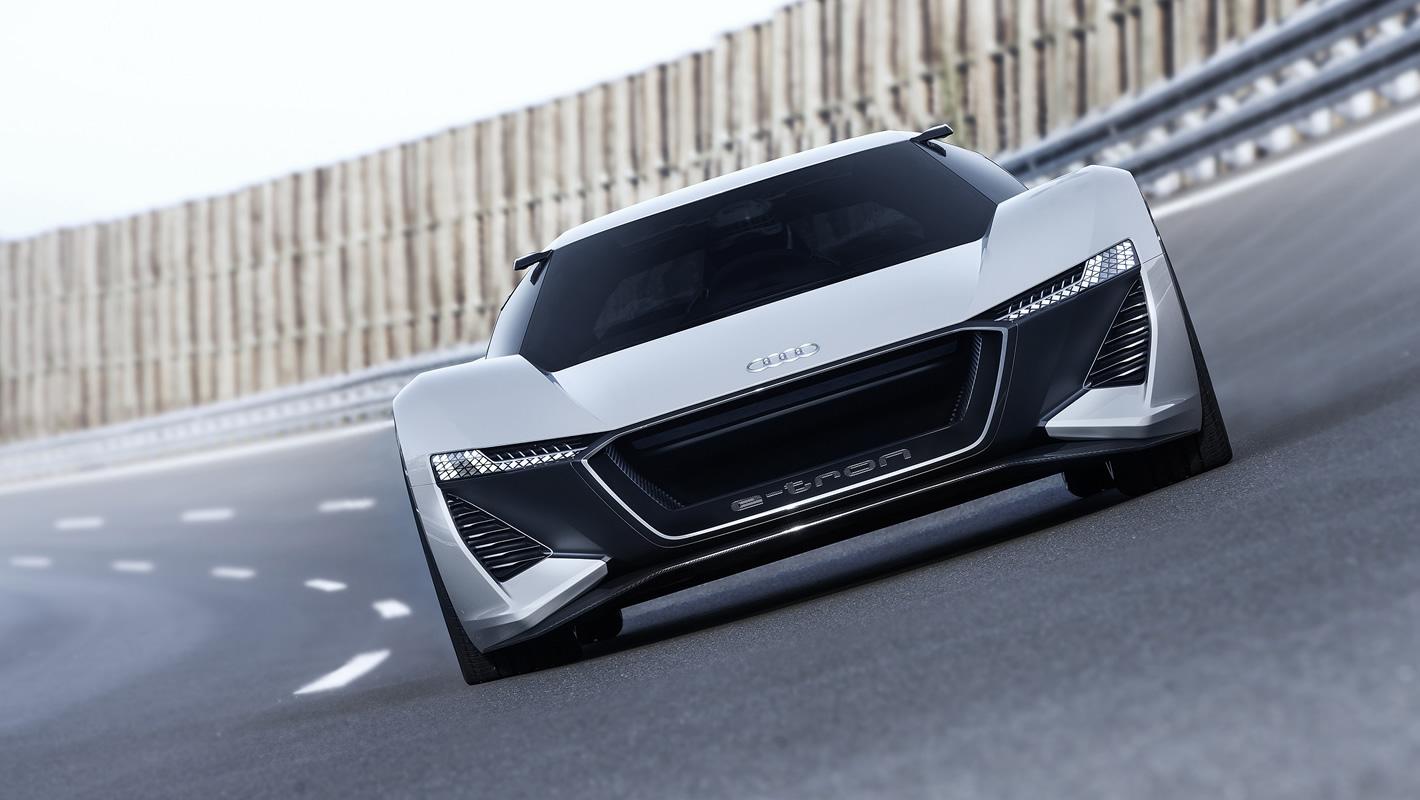Poznań Motor Show 2019 - Audi PB18