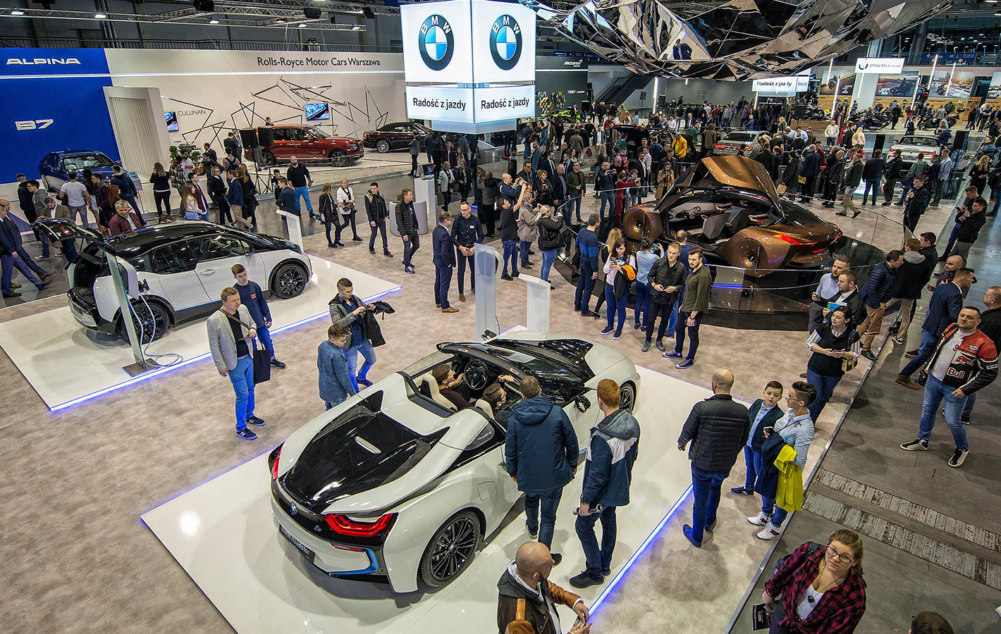 Poznań Motor Show 2019 - BMW