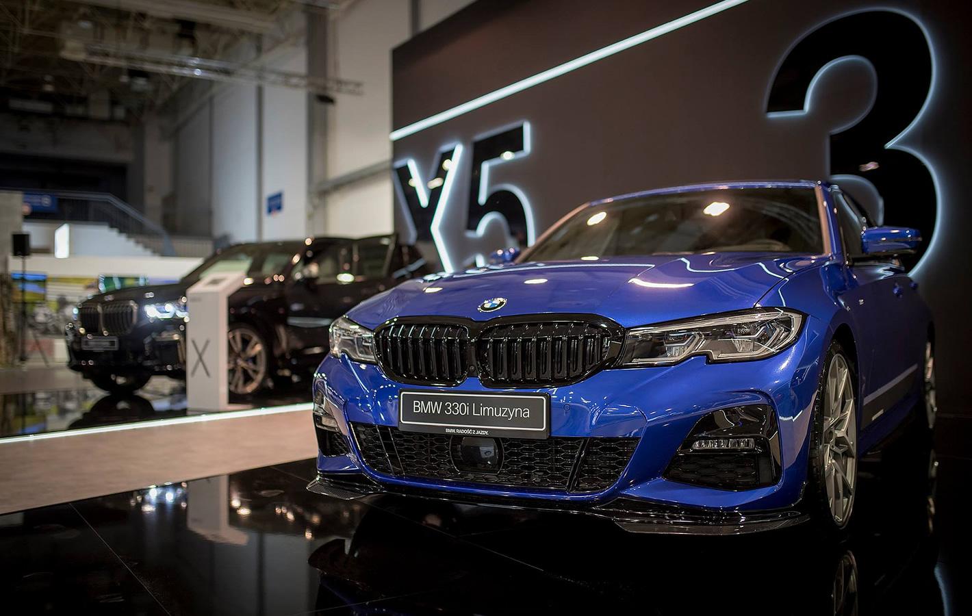 Poznań Motor Show 2019 - BMW 3