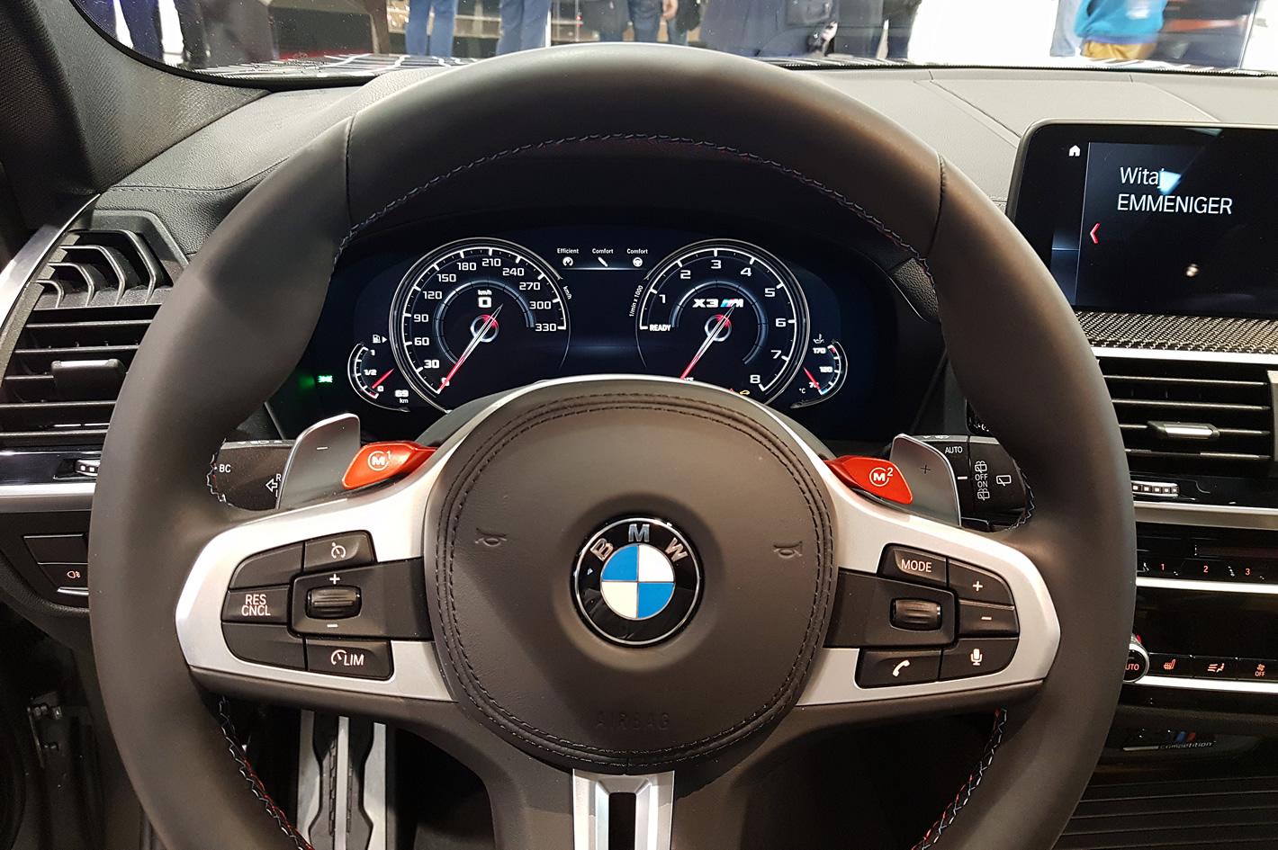 Poznań Motor Show 2019 - BMW X3 M