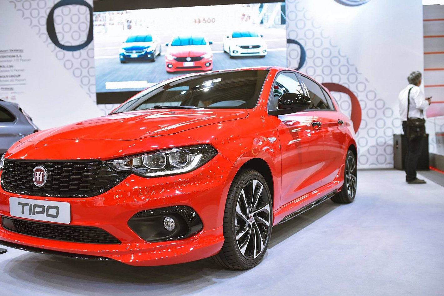Poznań Motor Show 2019 - Fiat