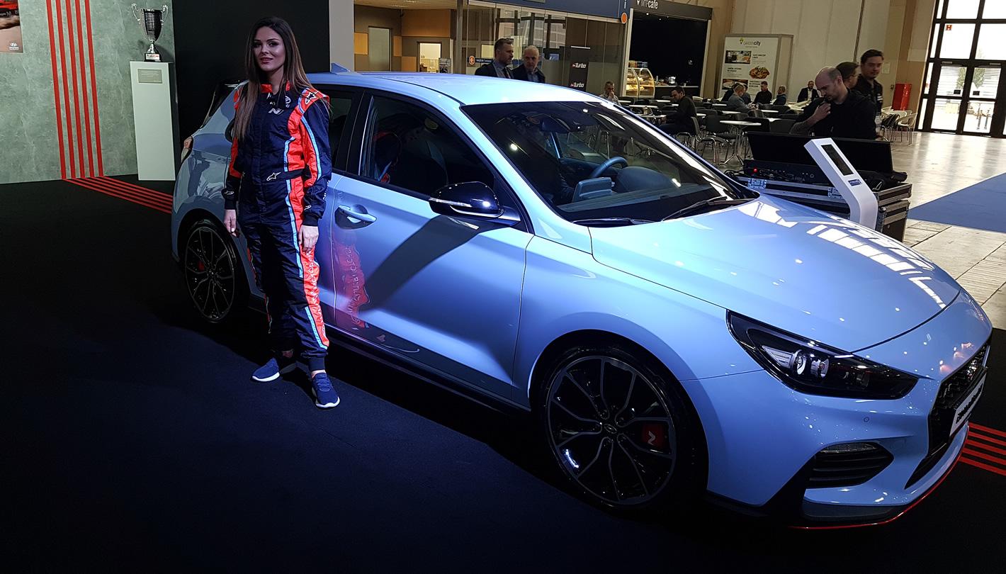 Poznań Motor Show 2019 - Hyundai i30 N