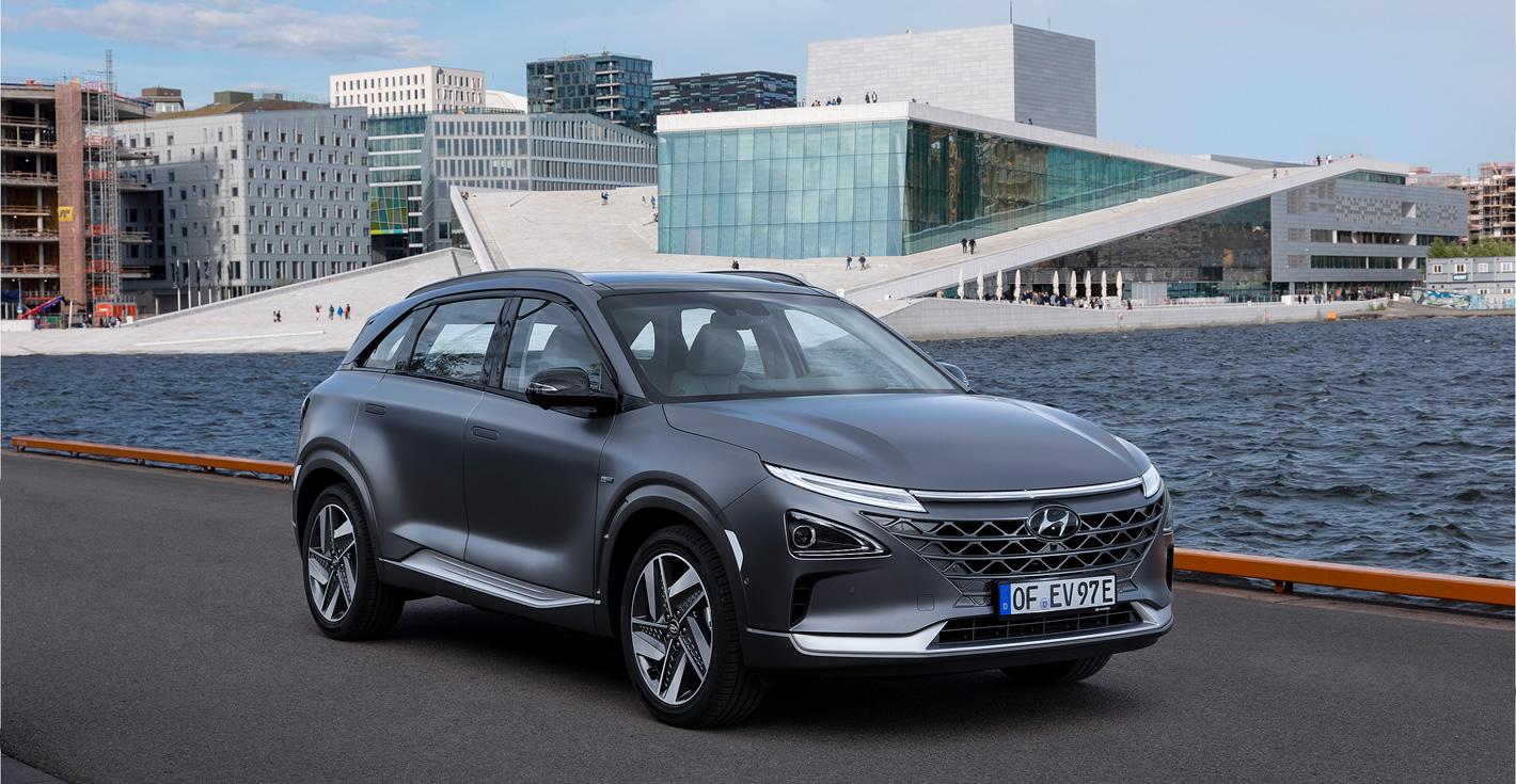 Poznań Motor Show 2019 - Hyundai Nexo