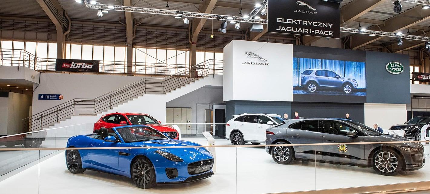 Poznań Motor Show 2019 - Jaguar