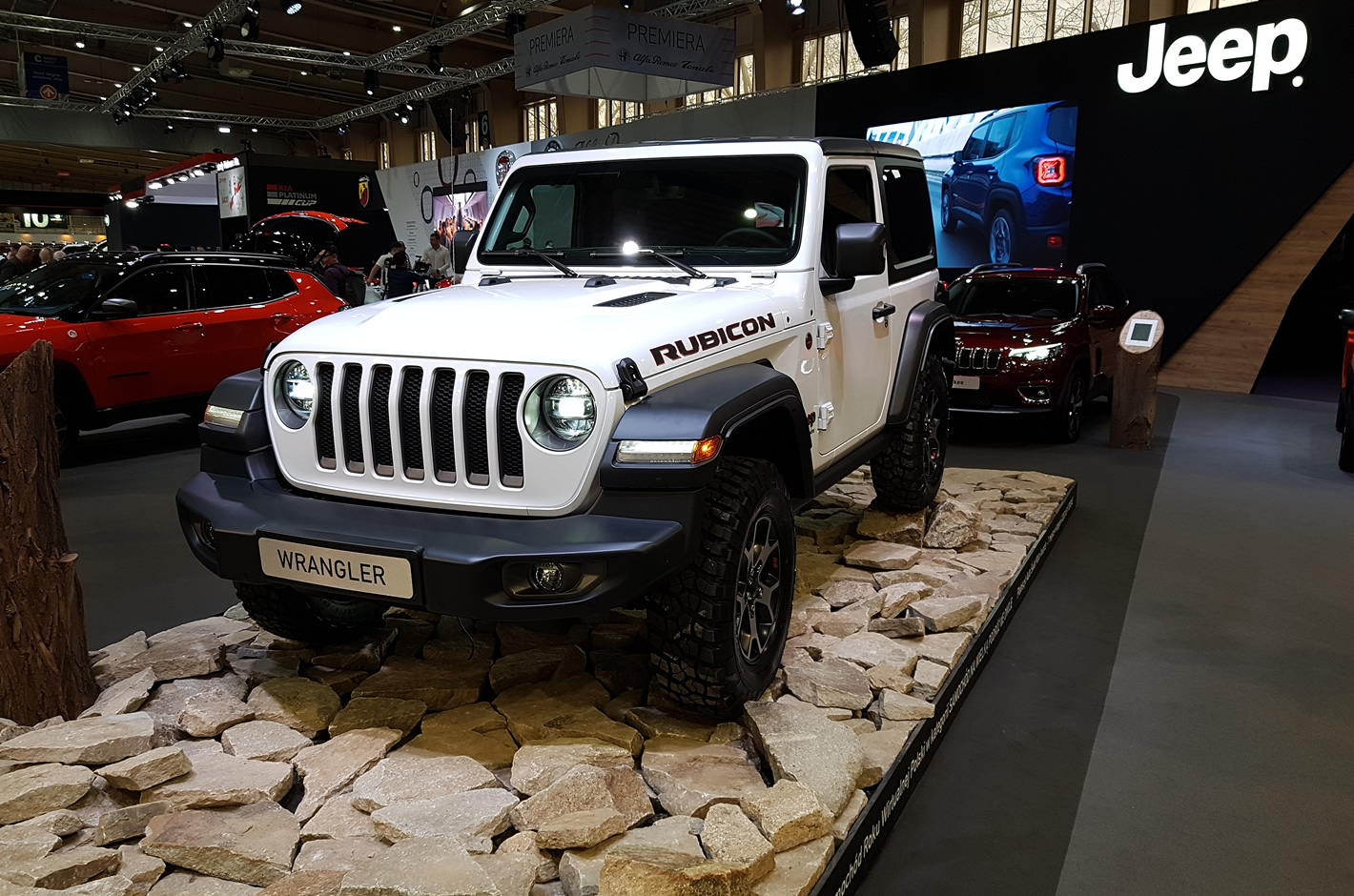Poznań Motor Show 2019 - Jeep