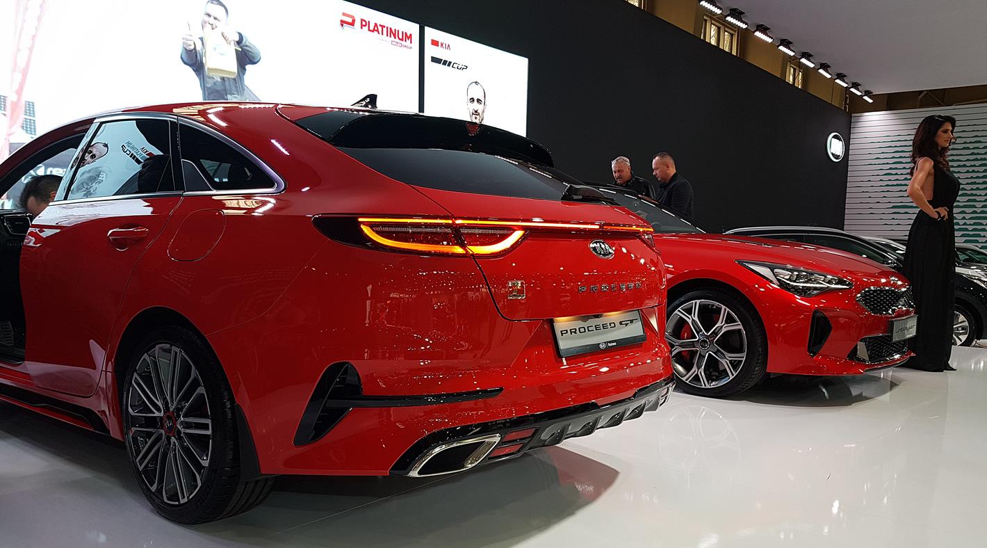 Poznań Motor Show 2019 - Kia