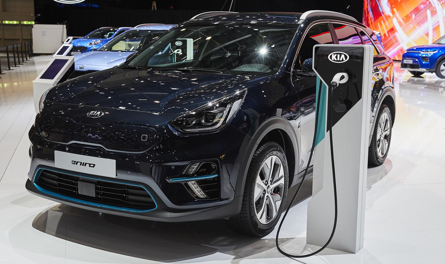 Poznań Motor Show 2019 - Kia e-Niro