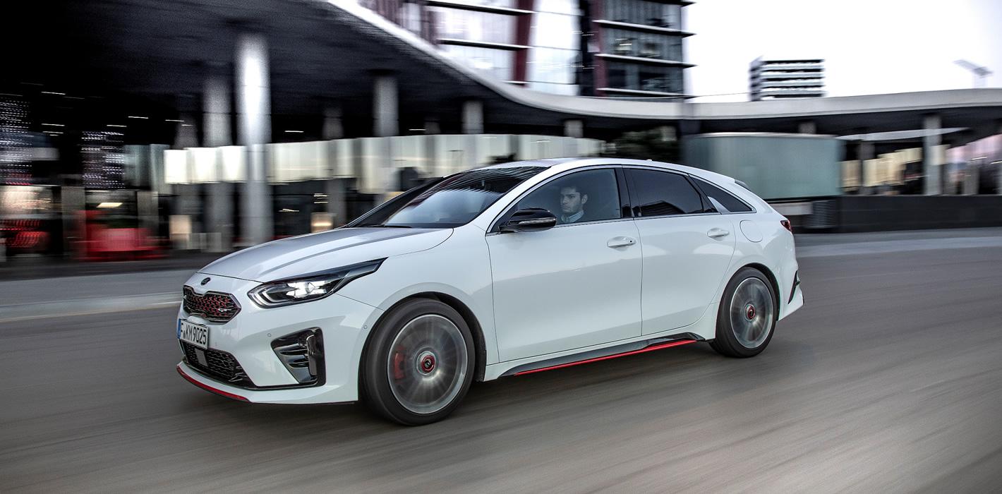 Poznań Motor Show 2019 - Kia Proceed