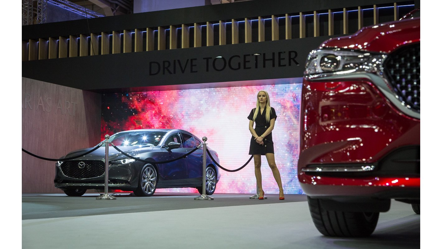 Poznań Motor Show 2019 - Mazda