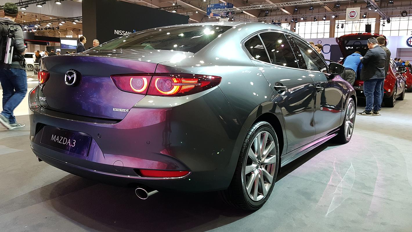 Poznań Motor Show 2019 - Mazda 3