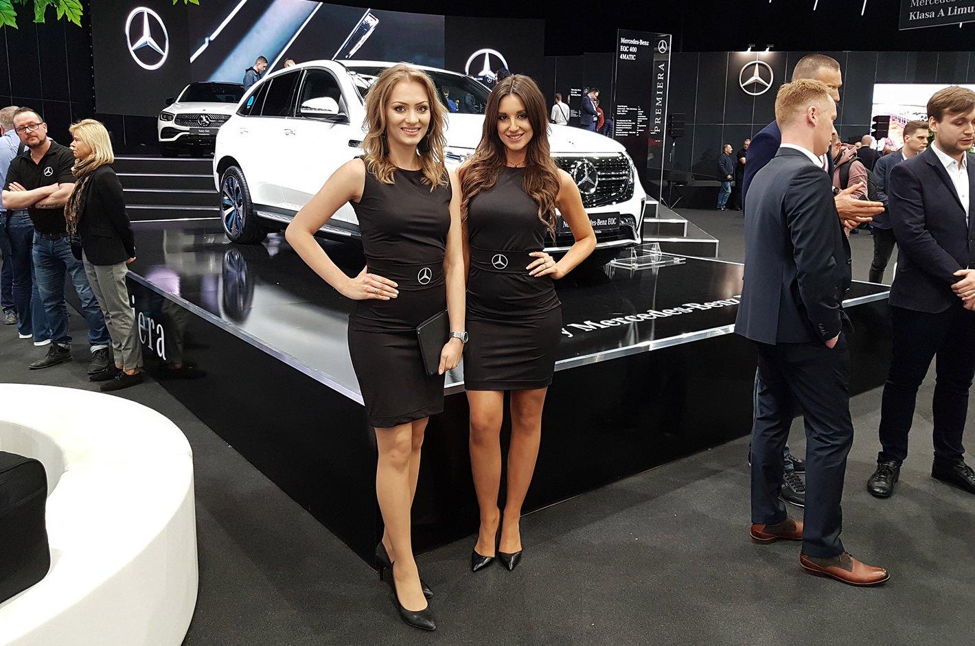 Poznań Motor Show 2019 - Mercedes-Benz