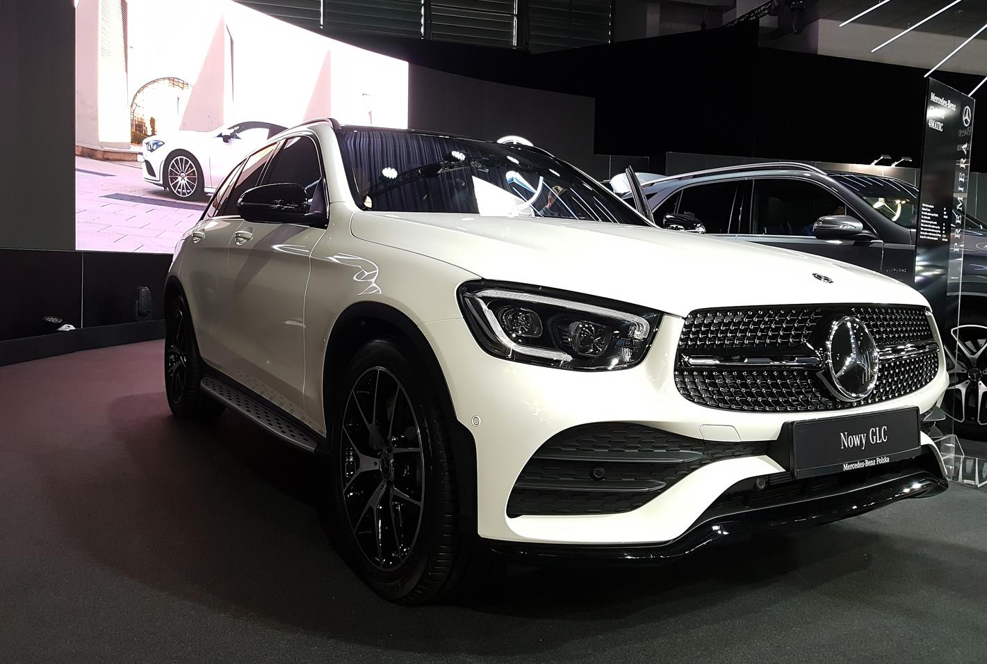 Poznań Motor Show 2019 - Mercedes-Benz GLC