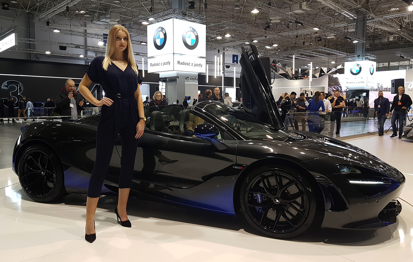 Poznań Motor Show 2019 - McLaren