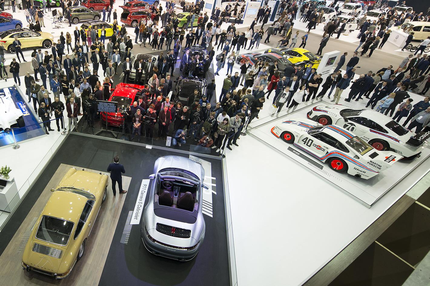 Poznań Motor Show 2019 - Porsche