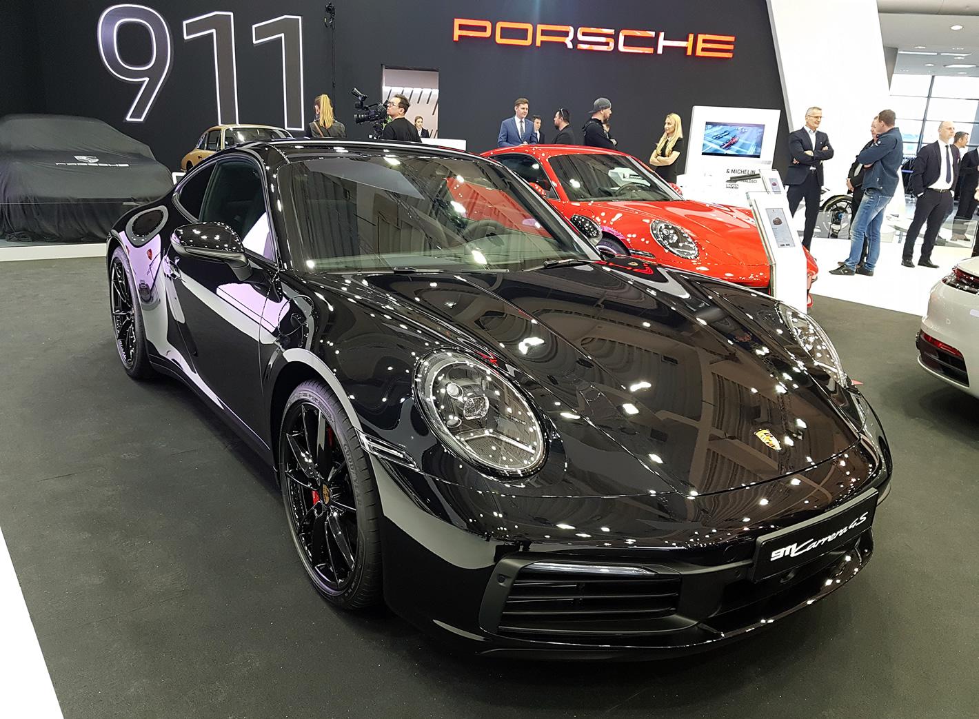 Poznań Motor Show 2019 - Porsche 911