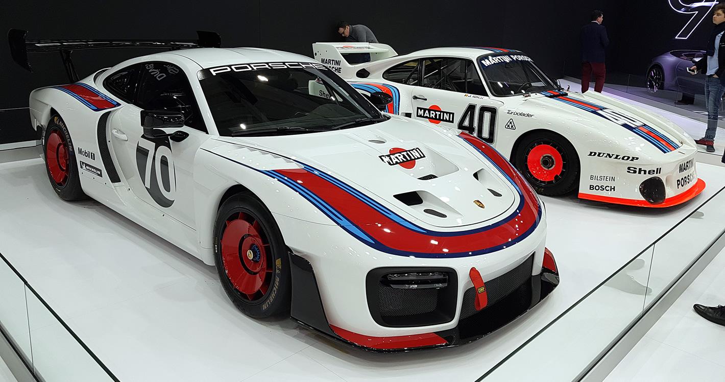 Poznań Motor Show 2019 - Porsche 935
