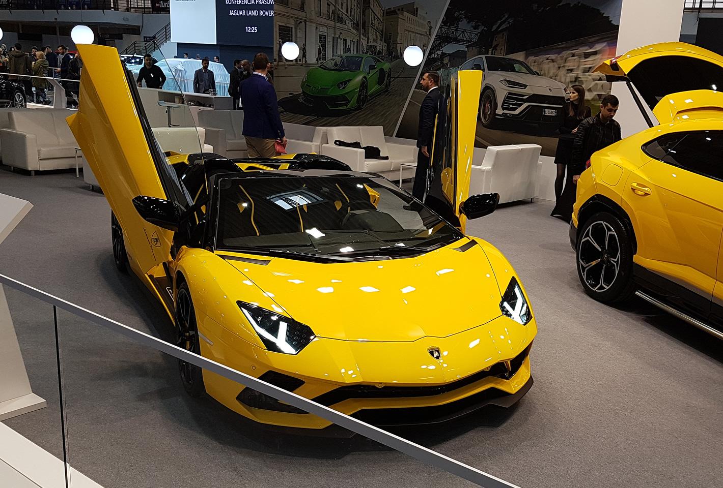 Poznań Motor Show 2019 - Lamborghini