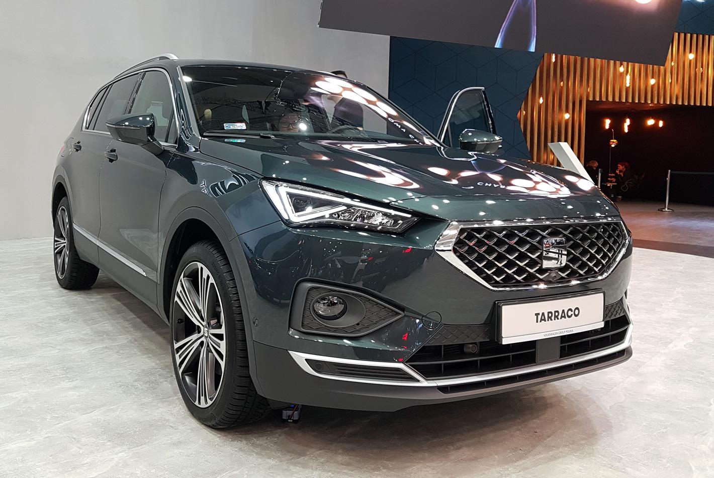Poznań Motor Show 2019 - Seat Tarraco
