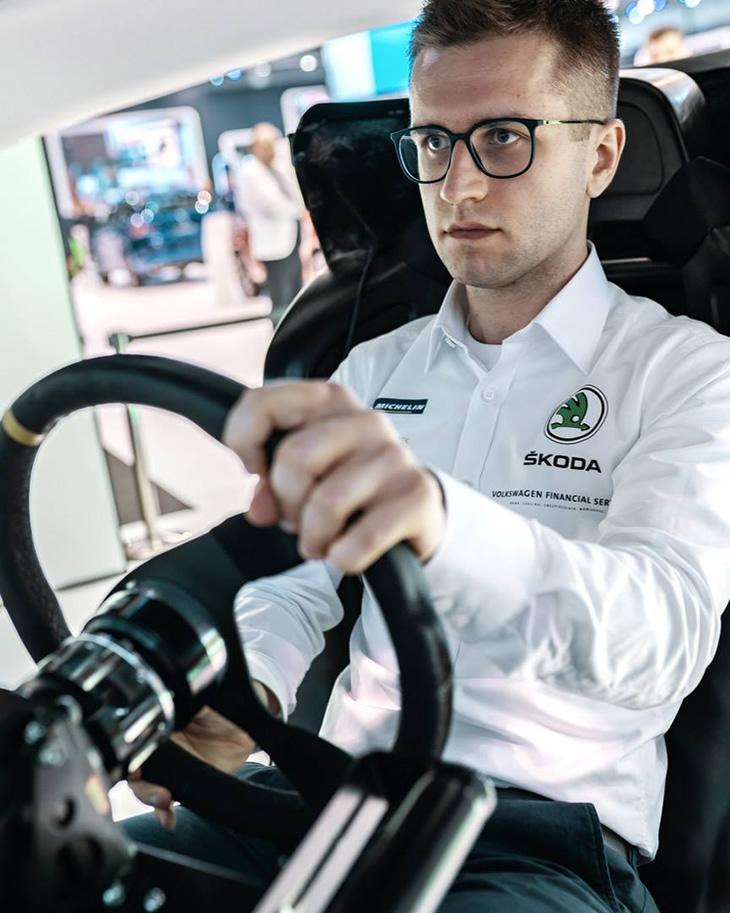 Poznań Motor Show 2019 - Mikołaj Miko Marczyk