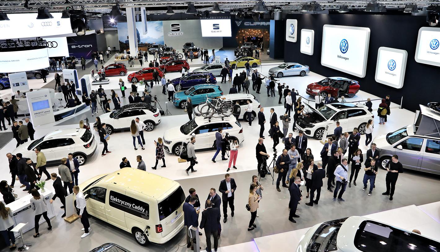 Poznań Motor Show 2019 - Volkswagen