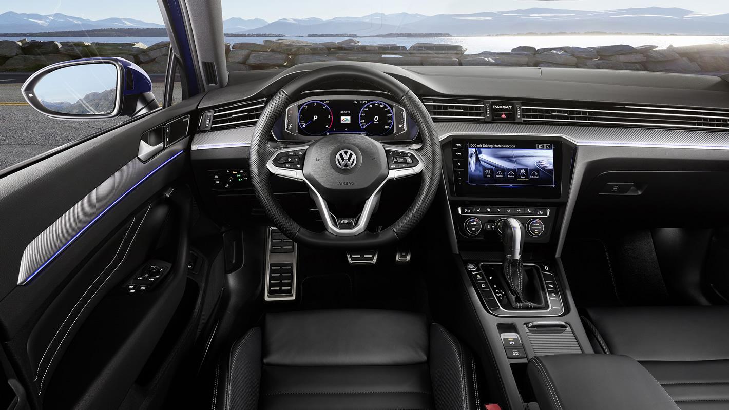 Poznań Motor Show 2019 - Volkswagen Passat