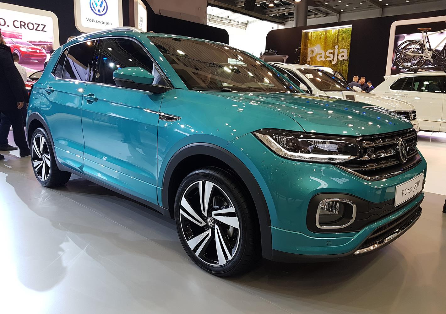 Poznań Motor Show 2019 - Volkswagen T-Cross