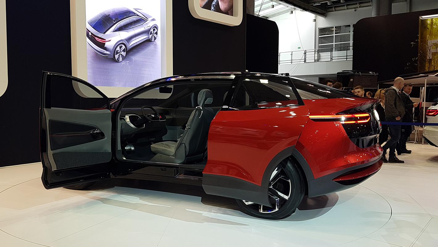 Poznań Motor Show 2019 - Volkswagen ID. Crozz