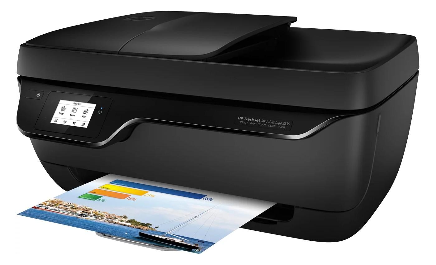 HP DeskJet InkAdvantage 3835