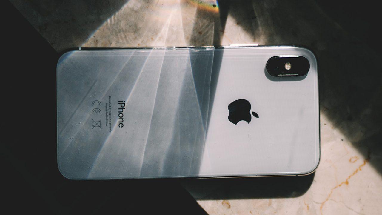 iphone szafirowe szkło