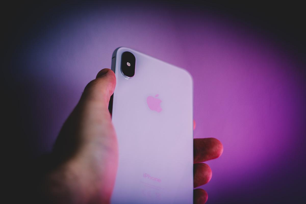 iphone x tył