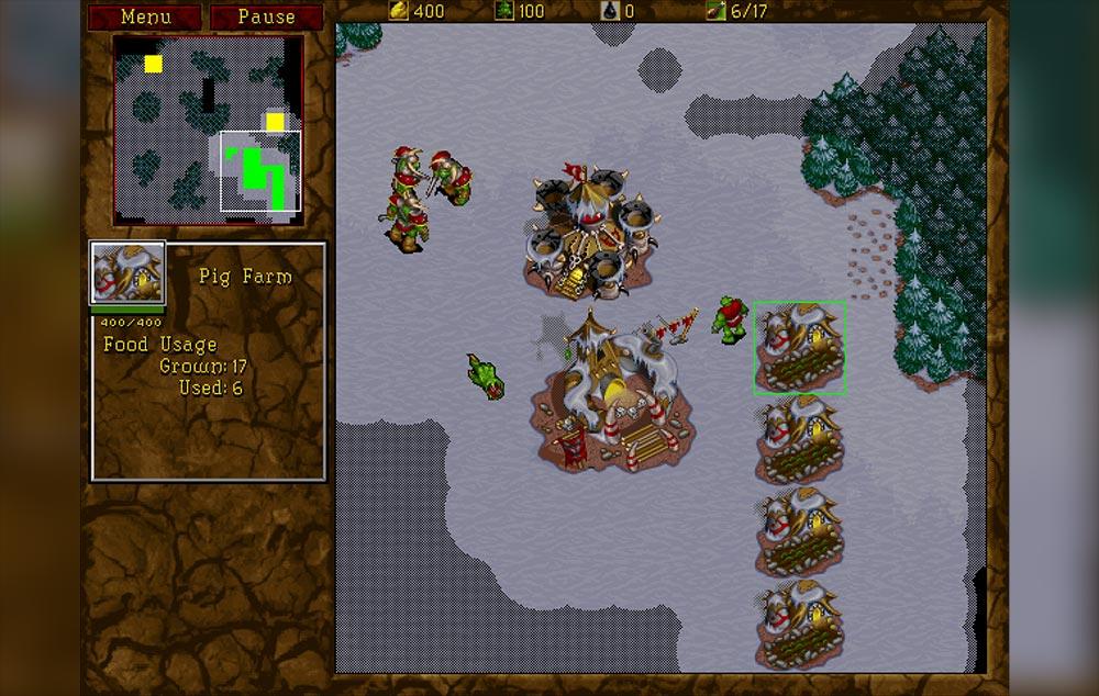 WarCraft II - GOG