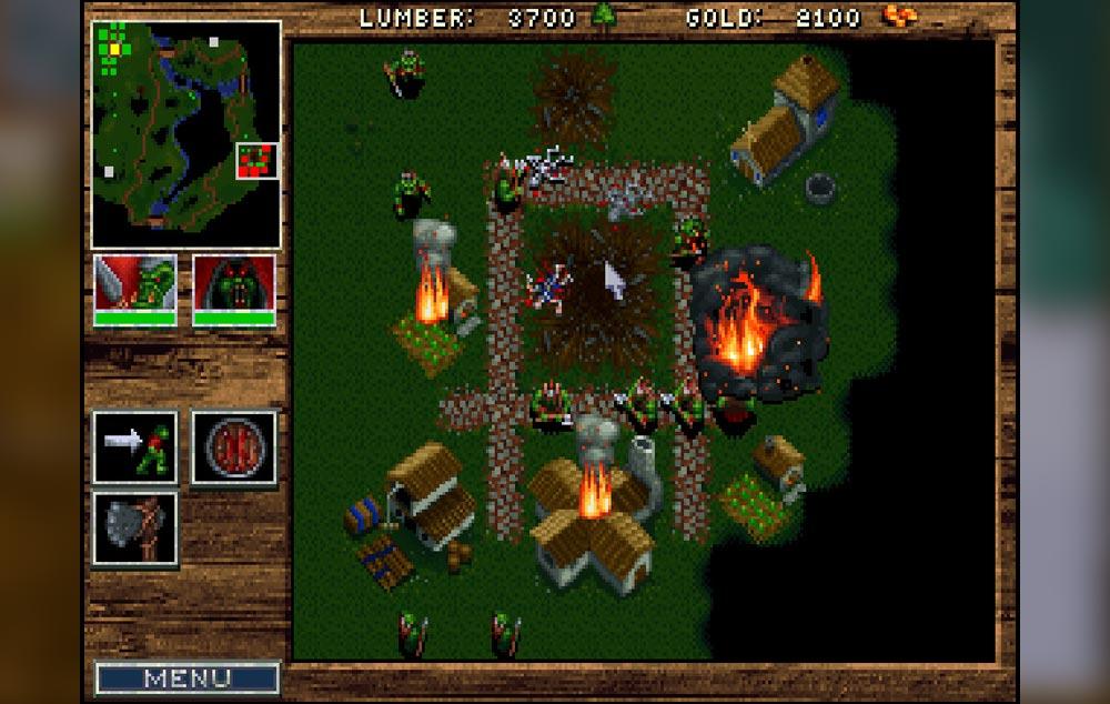 WarCraft - GOG