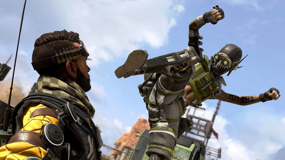 Apex Legends - Nowy System