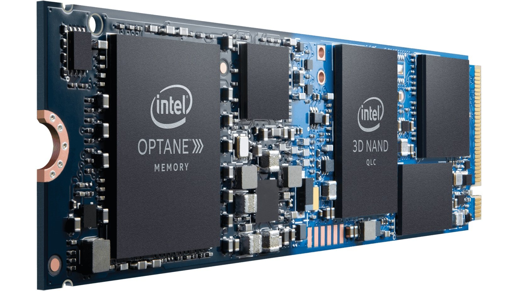 Intel Optane Memory H10 SSD
