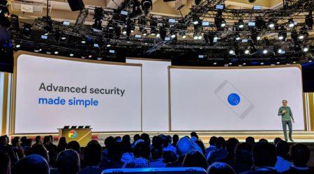android klucz bezpieczeństwa