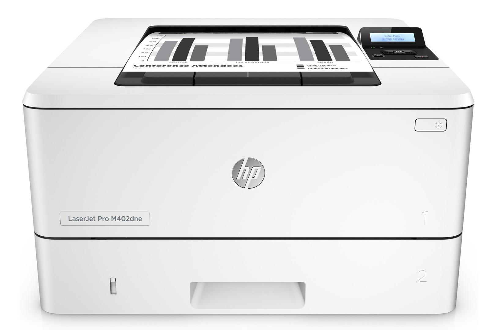 Drukarka laserowa HP LaserJer PRO M402DNE