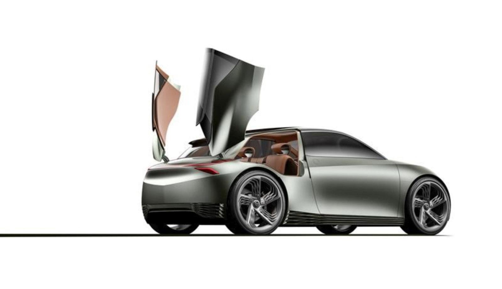 modny samochód