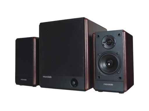 Microlab FC-330 - bardzo dobra jakość dźwięku za niewielkie pieniądze